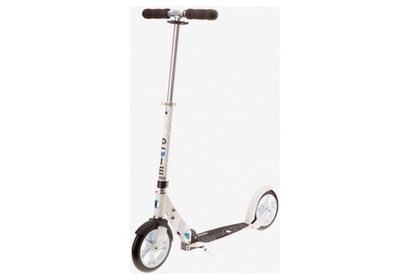 Micro White Trottinette adulte à grandes roues