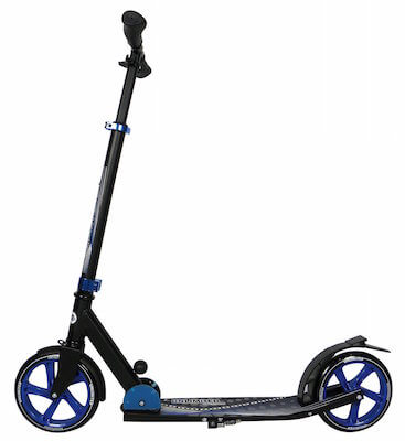 Trottinette Unlimited dark blue de profil