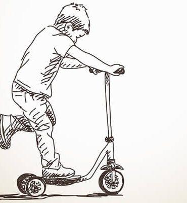 Guide comment choisir sa trottinette 3 roues