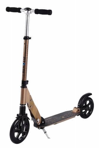 Micro Suspension Trottinette adulte avec suspensions avant et arrière