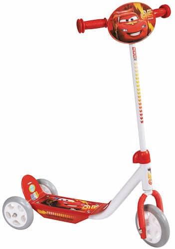 Disney Cars Trottinette 3 roues garçon