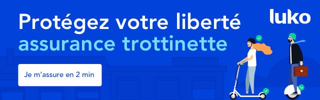 Assurance Trottinette Électrique