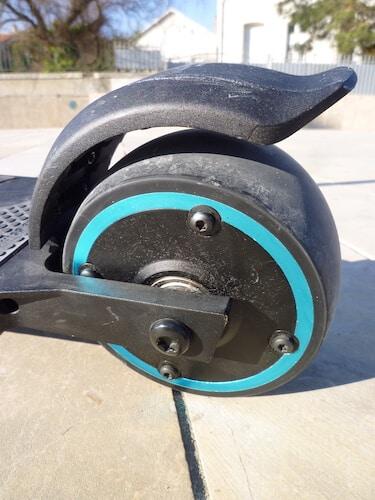 Roue arrière et frein E-Micro One