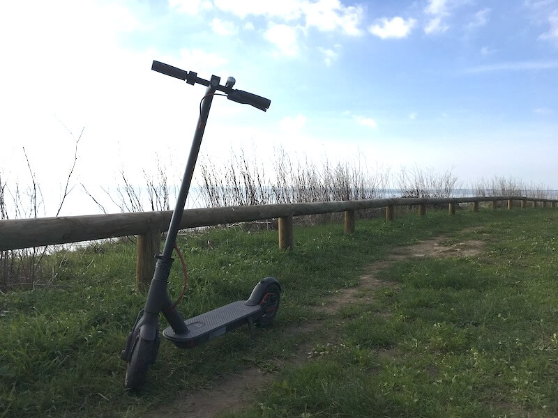 Xiaomi M365 Garée