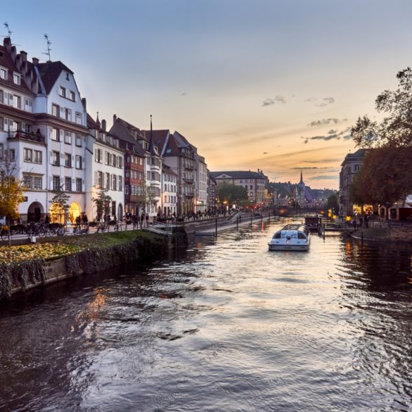 Visiter Strasbourg en trottinette électrique