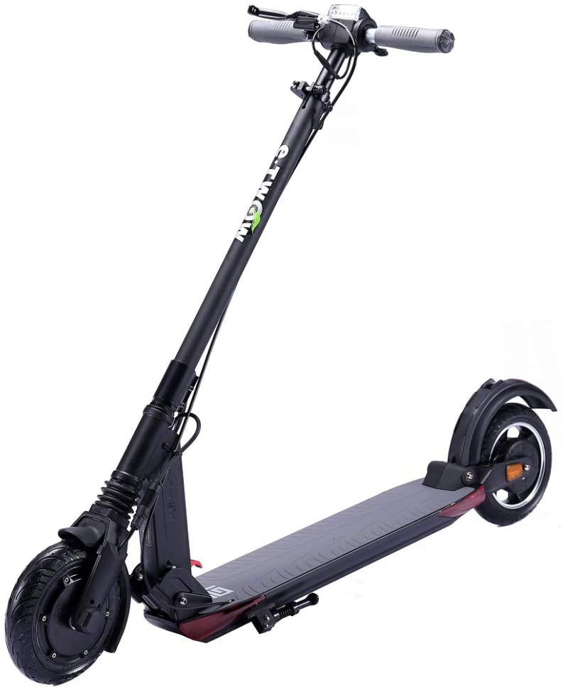 Avec ses 11,9 kg, il s'agit de la trottinette électrique haute performance la plus légere du marché