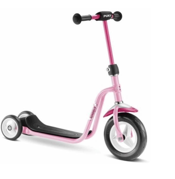 la puky R1 est la meilleure trottinette 3 roues pour les filles