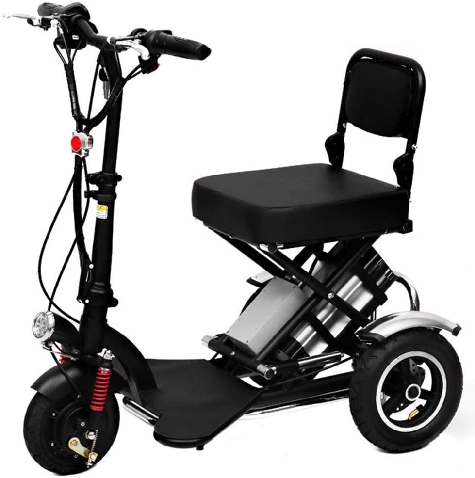 La Cyggl est la meilleure trottinette 3 roues pour les personnes handicapées
