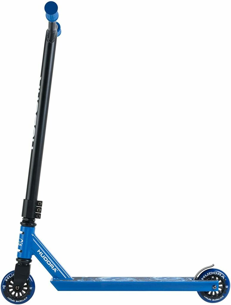 La meilleure pour débuter dans la catégorie Pro : Hudora XQ-12 Trottinette Freestyle
